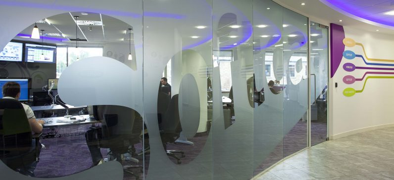 Hap chartered architects for Office refit